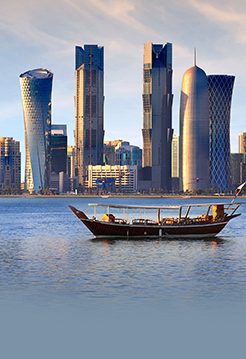 Qatar office space