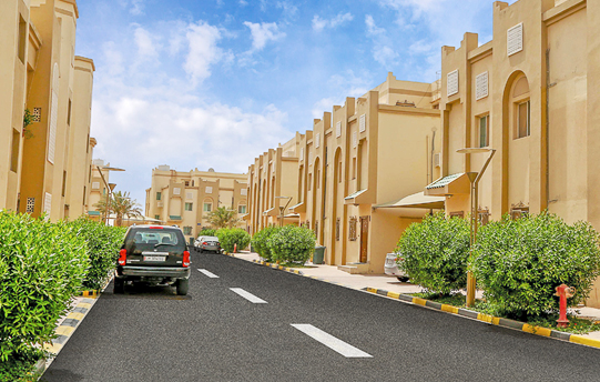 There is a continuous decrease in housing rents, as Qatar is fast