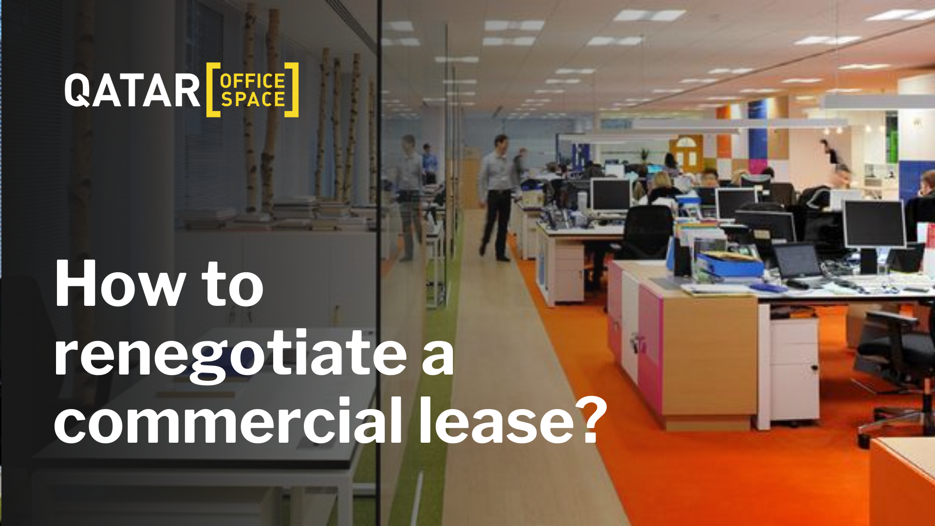 How to Renegotiate a Commercial Lease ?
